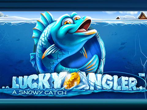 Слот Lucky Angler: A Snowy Catch